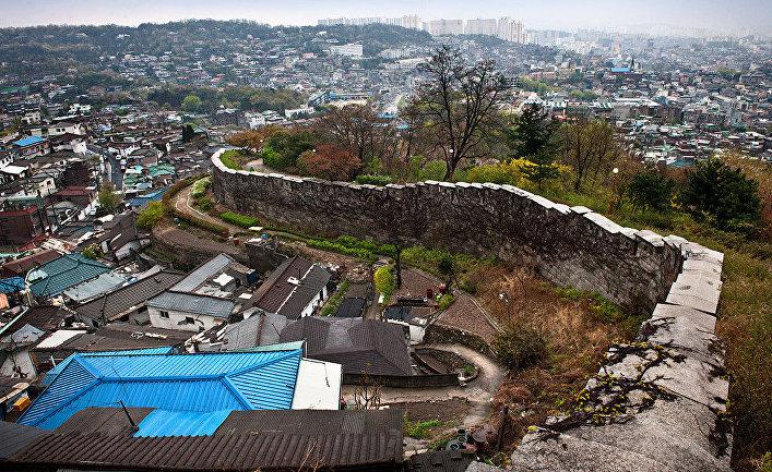 Квартал в Сеуле