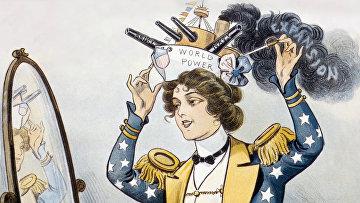 Как Америка стала супердержавой