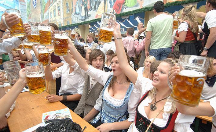 175-ый крупнейший в мире пивной праздник «Октоберфест»