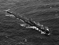 Советская атомная подводная лодка класса Эхо