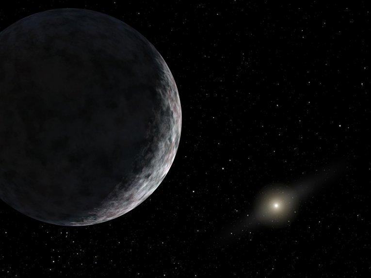 Planet X, иллюстрация художника