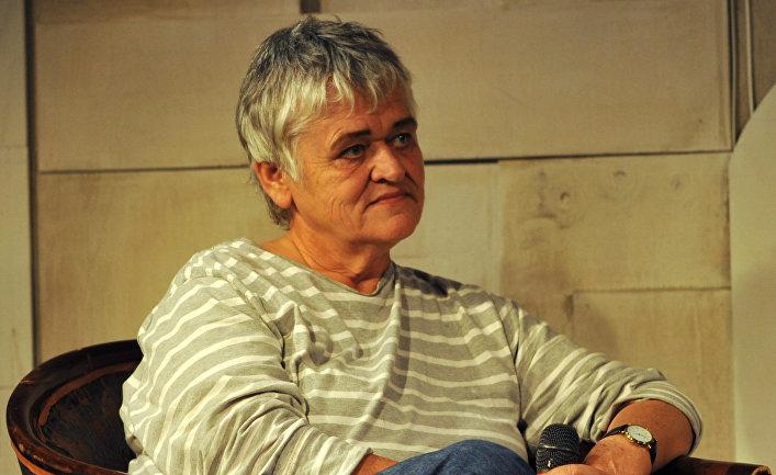 Финская писательница, режиссер и актриса Пиркко Сайсио