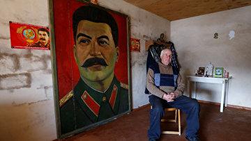 Фан-клуб Сталина в Грузии