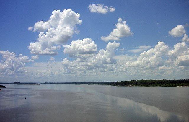 Река Ла-Плата, Южная Америка