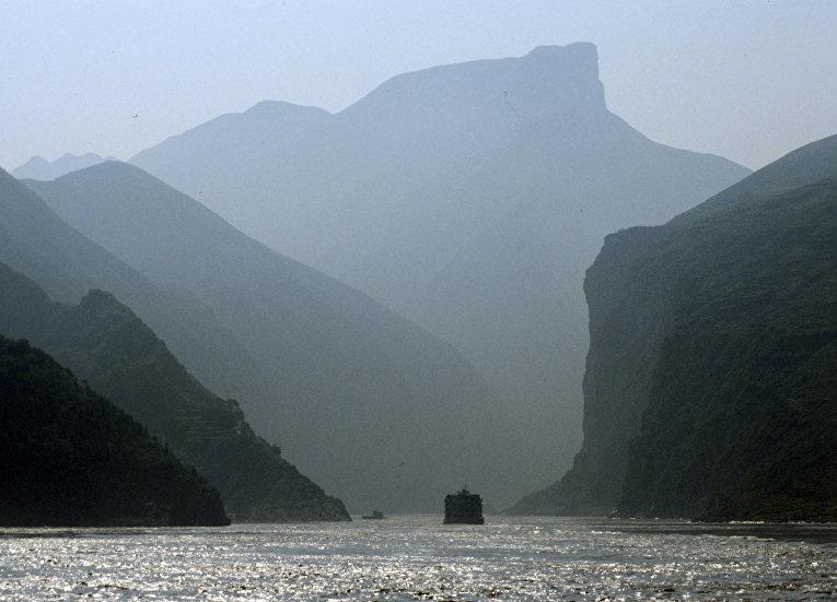 Река Янцзы