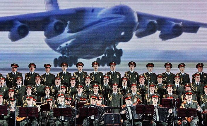 Ансамбль песни и пляски Российской Армии имени Александрова