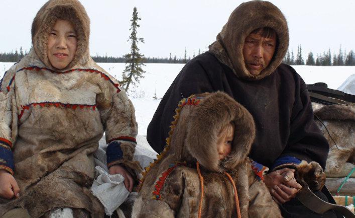 Сотрудники Росстата переписали на Ямале первую семью оленеводов