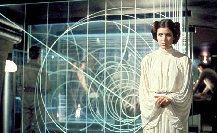Кадр из фильма «Звёздные войны: Эпизод IV – Новая надежда»