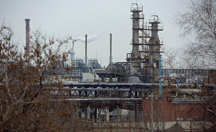 Московский нефтеперерабатывающий завод (НПЗ)