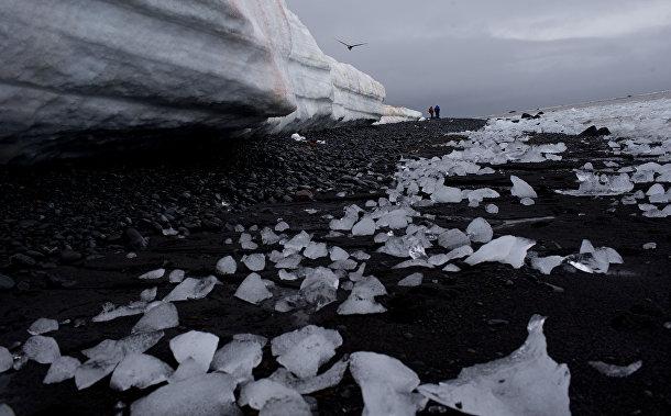 Остров Ливингстон в Антарктиде