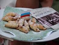 Русская кухня на фестивале Global Feast в Лондоне