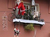 Страсбург : Европейское Рождество с вологодским акцентом