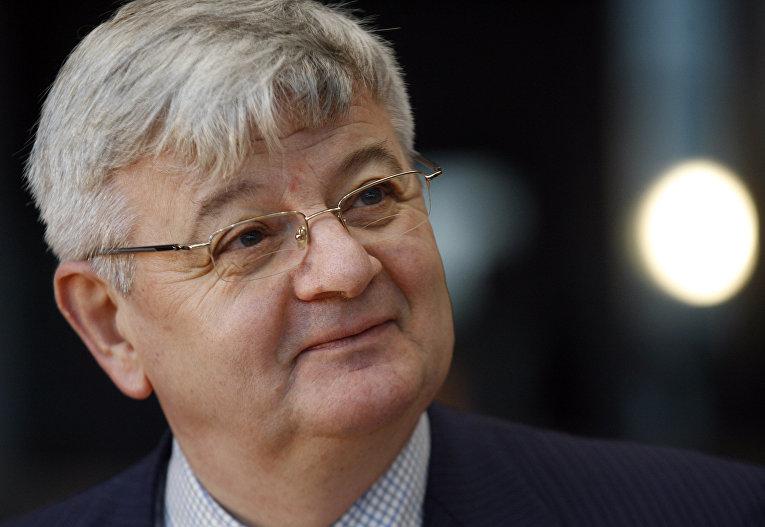 Бывший министр иностранных дел Германии Йошка Фишер