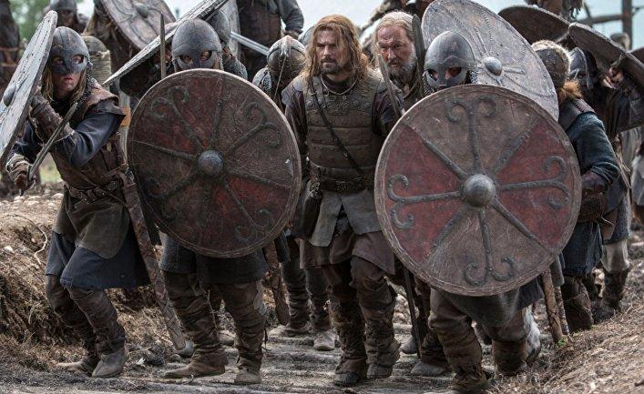 Секс с рабынями у викингов