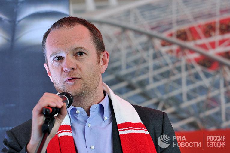 Председатель совета директоров ФК «Открытие» Вадим Беляев