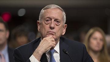 Кандидат на пост главы Пентагона Джеймс Мэттис