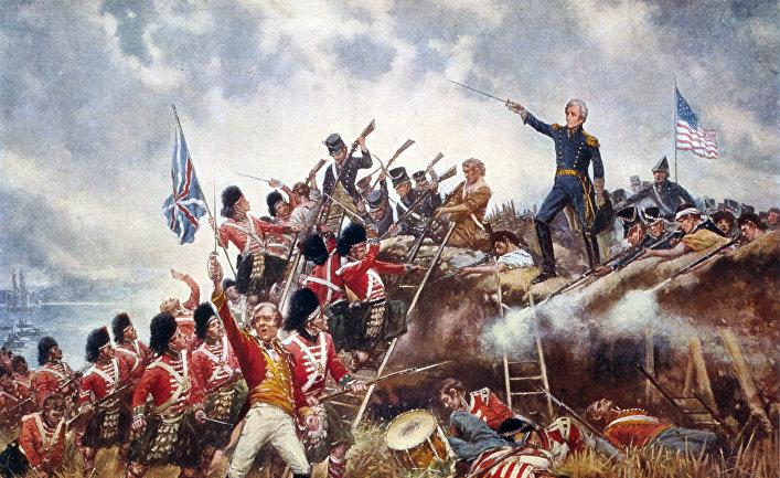 Оборона Нового Орлеана, сражение во время Отечественной войны 1812 года