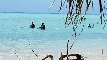 Атол Тарава, Кирибати