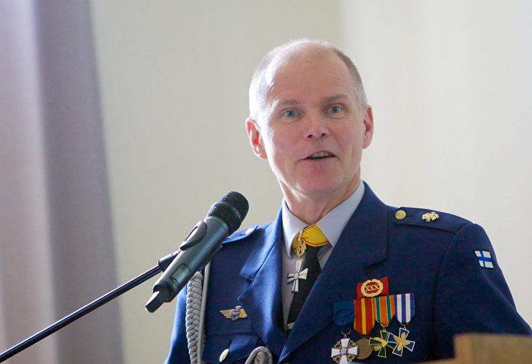 Генерал Ярмо Линдберг