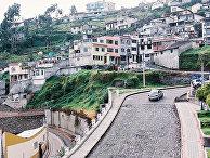 На улицах Эквадора