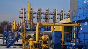 Бильче-Волыцко-Угерское газохранилище в Стрыйском районе Львовской области