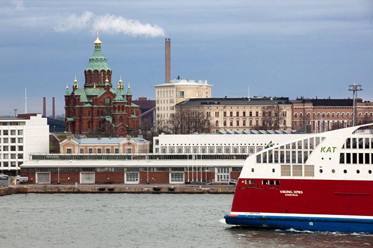 Города мира. Хельсинки