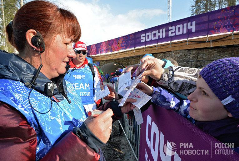 Трехкратная олимпийская чемпионка по лыжным гонкам Елена Вяльбе