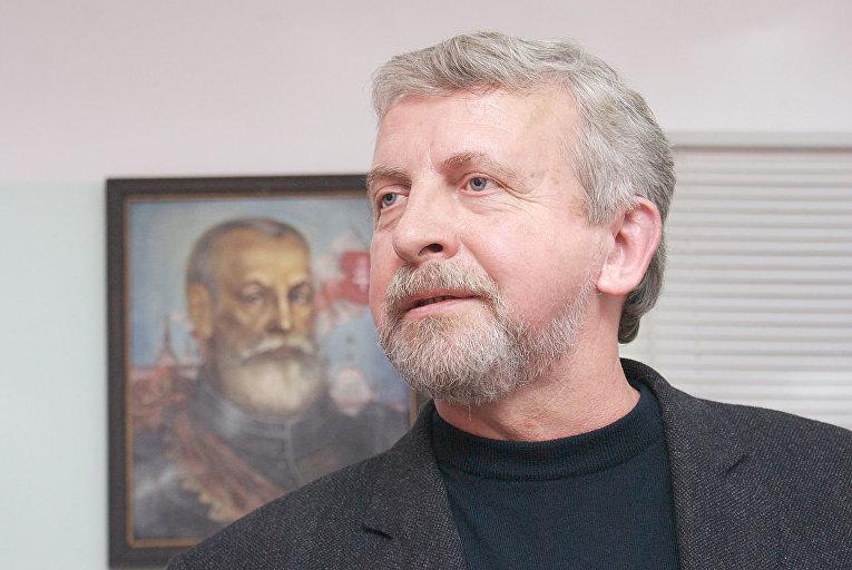 Александр Владимирович Милинкевич