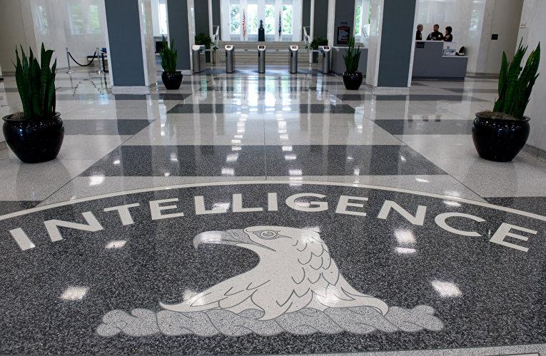 Штаб-квартира ЦРУ в Лэнгли, штат Вирджиния