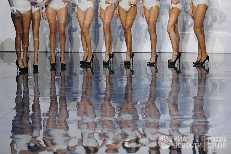 Финал конкурса «Краса России - 2012»
