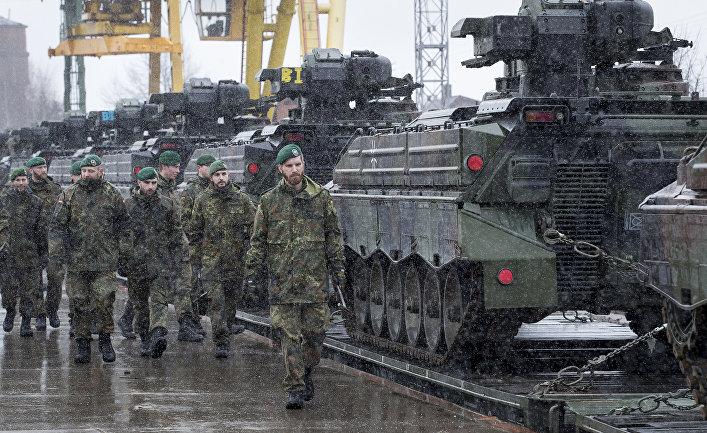 Немецкая военная техника в Литве