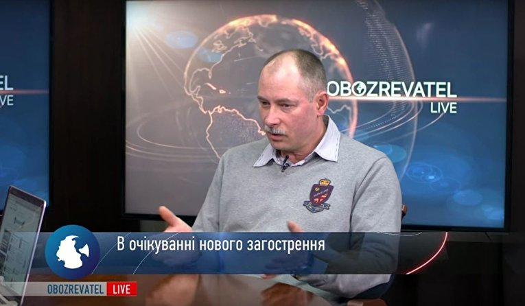 Военный эксперт: ресурсов России хватит на один день войны против Украины