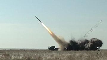 Украина испытала новые ракеты