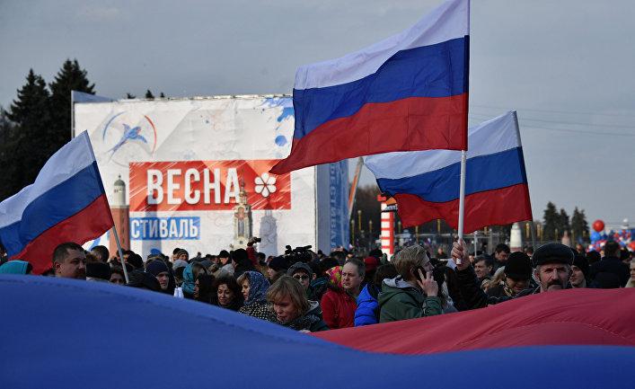 Фестиваль «Весна» на Воробьевых горах