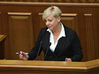 Глава Национального банка Украины Валерия Гонтарева