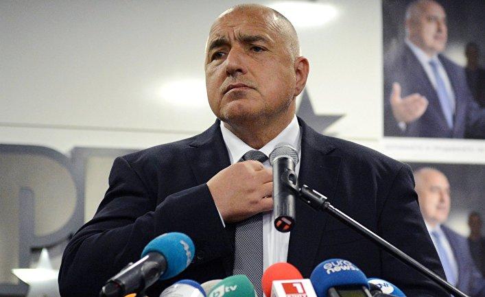 Цитата дня от Бойко Борисова: «Я предупреждал Путина, что не потерплю шпионов»