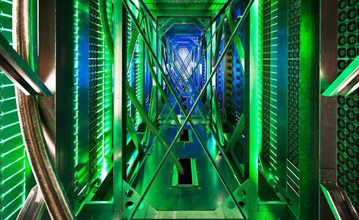 Вычислительный центр Google