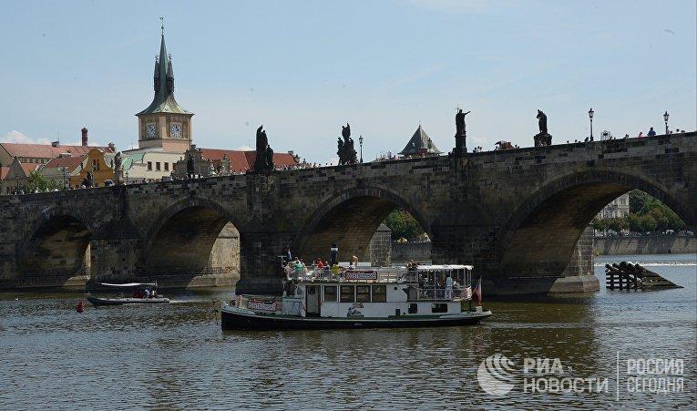 Страны мира. Чехия