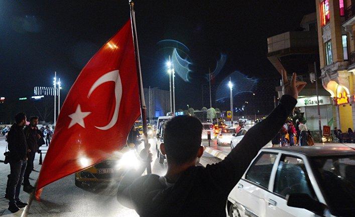 Референдум по изменению конституции Турции