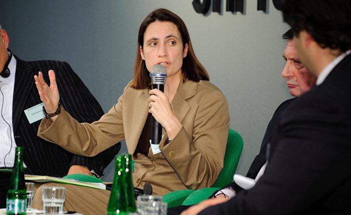 7 октября 2010. Фиона Хилл, руководитель Центра США и Европы, старший научный сотрудник Брукингского института.