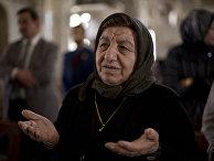 16 апреля 2017 года. Христиане на пасхальной мессе в Каракоше, Ирак.