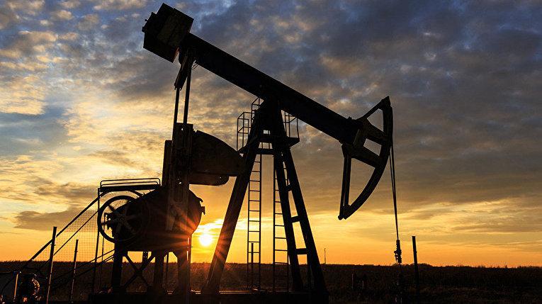 Добыча нефти в Техасе, США. Архивное фото