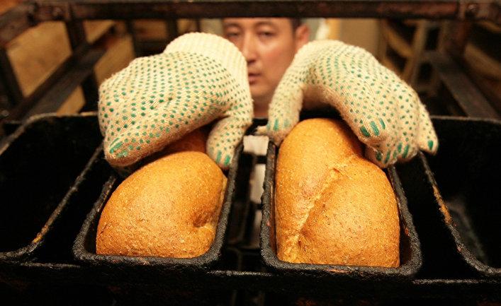 Продажа и изготовление хлебобулочных изделий в регионах России
