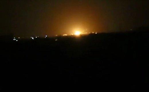 Израиль ударил по Сирии