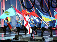 """Открытие конкурса """"Новая волна 2013"""" в Юрмале"""