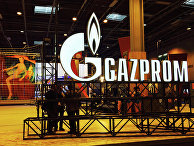 """Стенд """"Газпрома"""" на выставке Мирового газового конгресса-2015"""