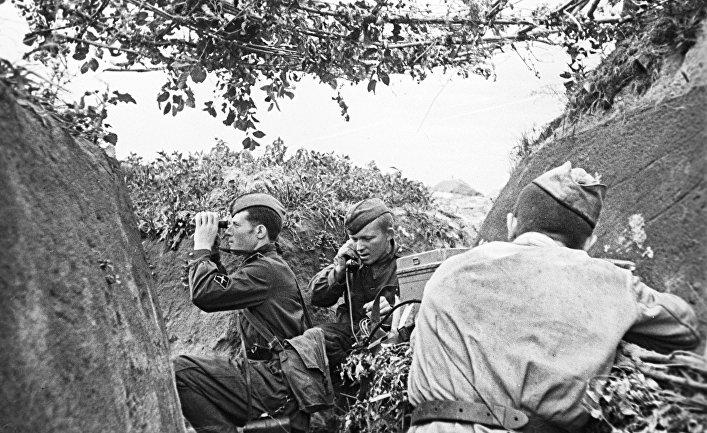 1943 год. Курская дуга
