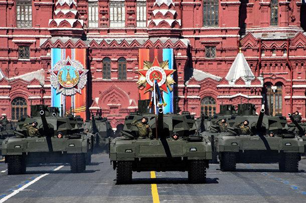 Российские танки Т-14