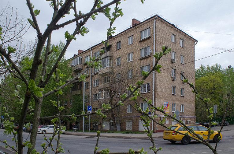 Дом на Шелепихинской набережной, Москва