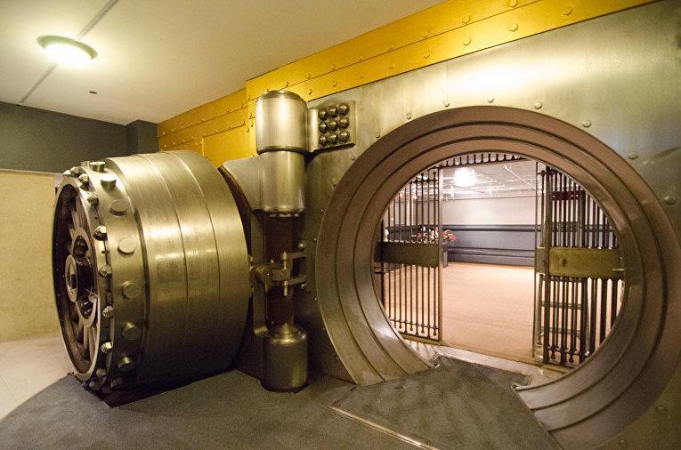 Банковские хранилища в Торонто, Канада